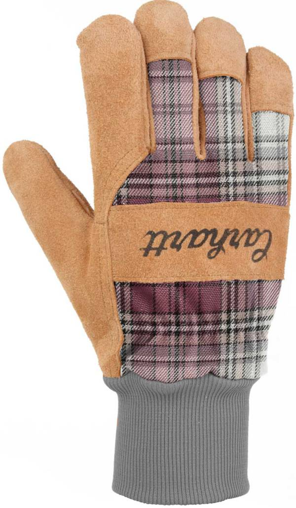 Carhartt Women's Suede Work Gloves product image