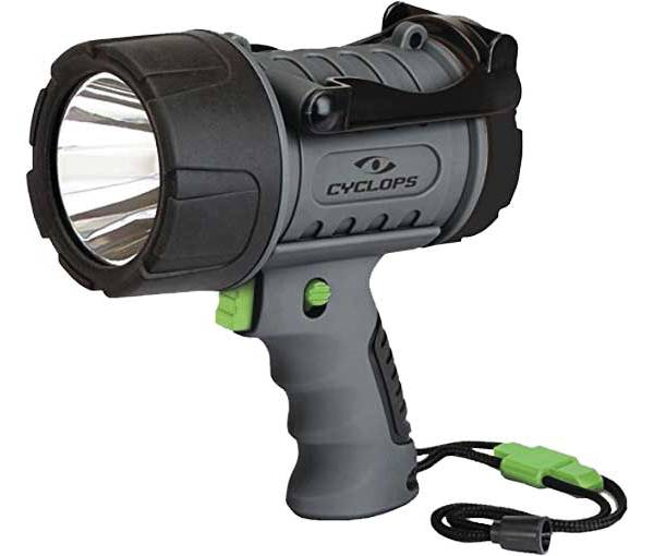 CYCLOPS Rechargeable Waterproof LED Spotlight product image