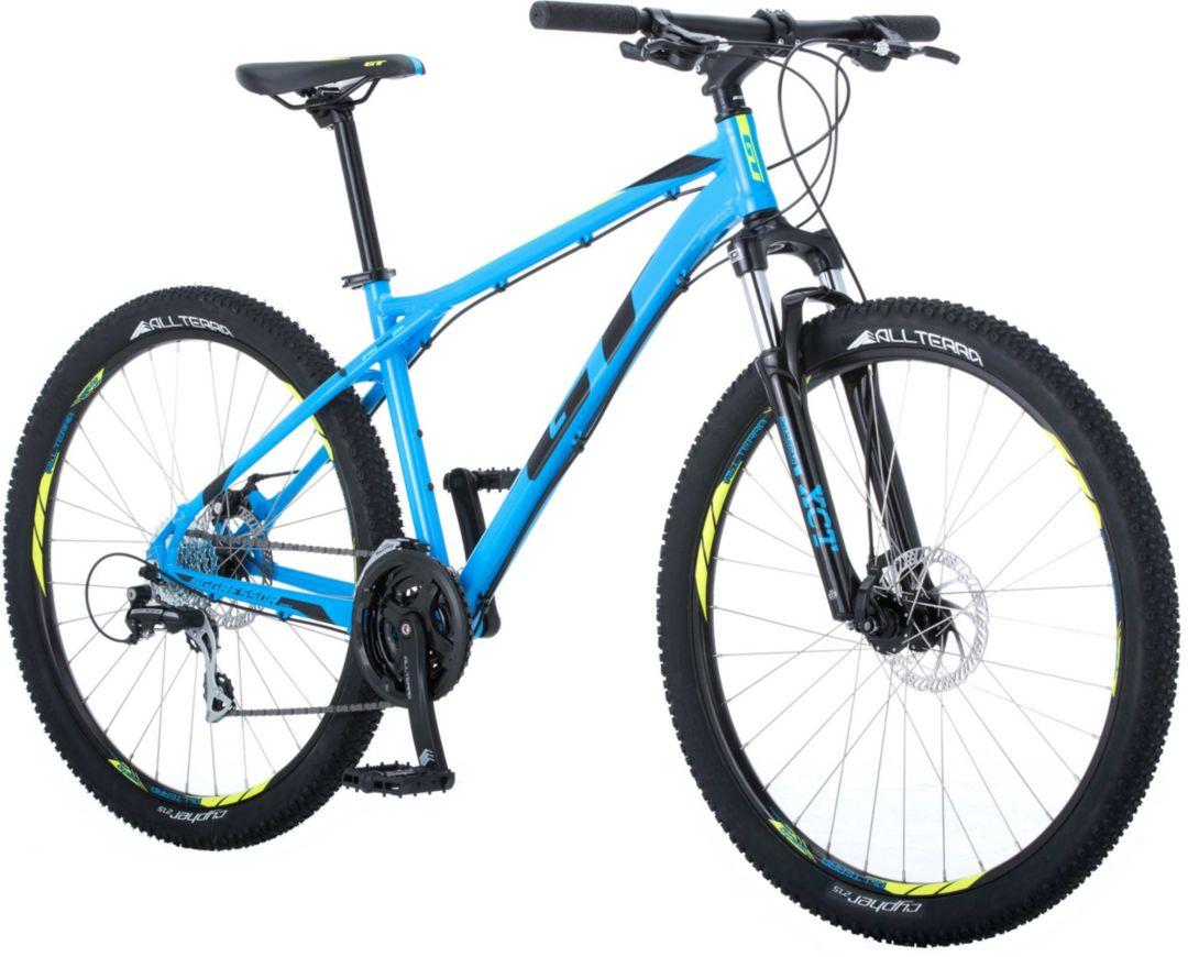 88130f004bb GT Aggressor Pro Mountain Bike | Best Price Guarantee at DICK'S