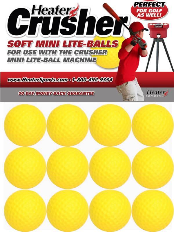 Heater Crusher Slow Mini Lite Balls – 12 Pack product image