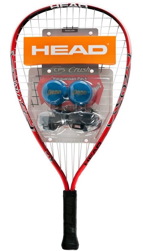 Head CPS Crush Racquetball Pack product image