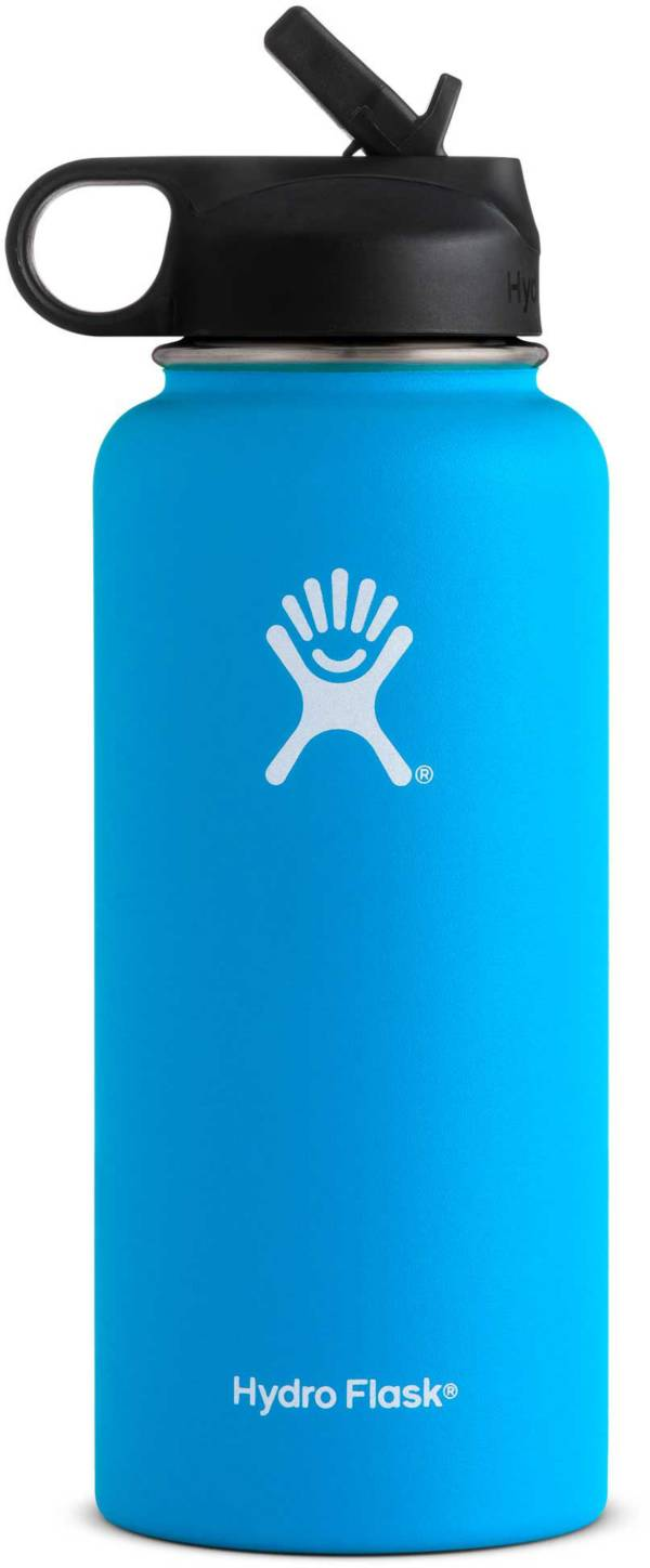 Hydro Flask Wide Mouth 32 oz. Bottle with Straw Lid product image