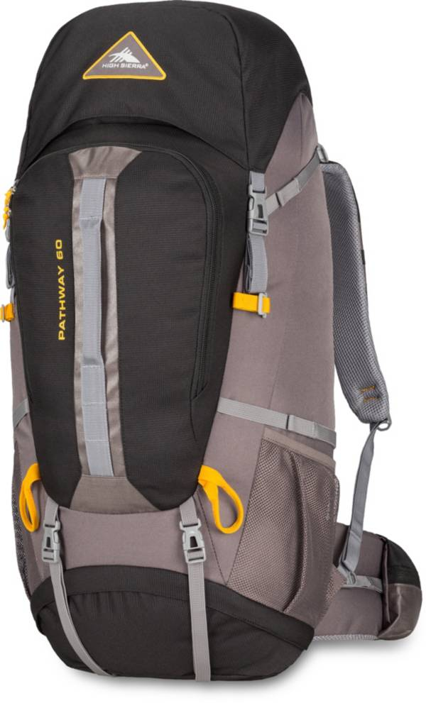 High Sierra Pathway 60L Hiking Frame Pack product image