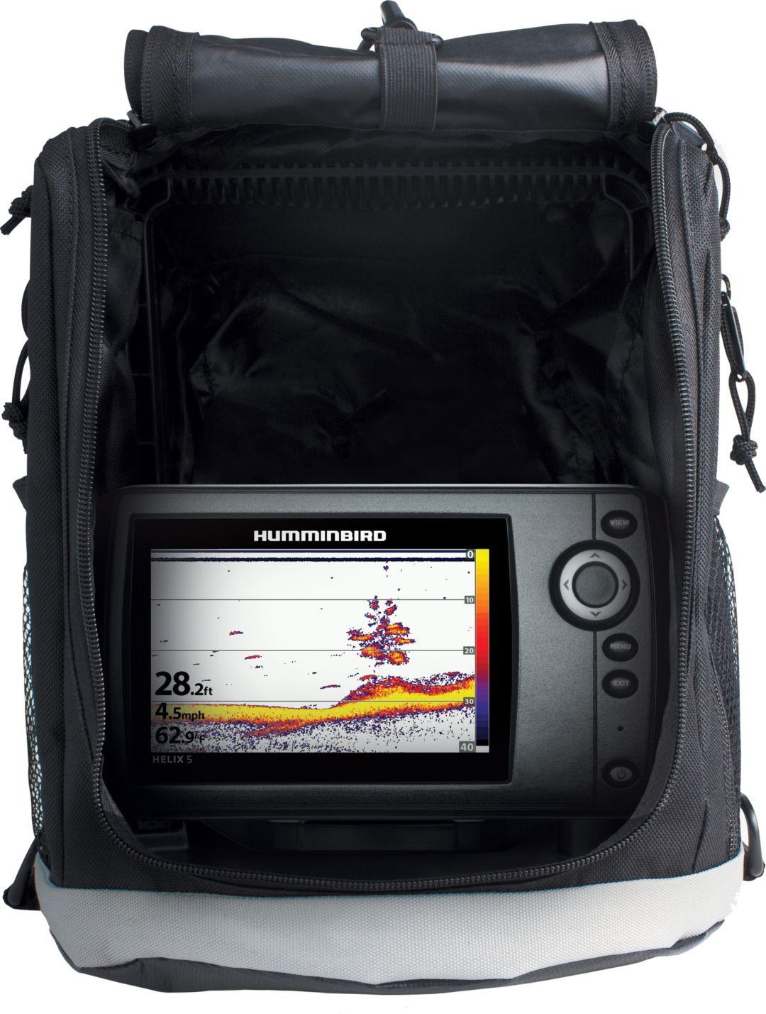Humminbird Helix 5 Sonar G2 Portable Fish Finder