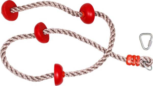 Slackers Ninjaline Ninja Climbing Rope with Foot Holds product image