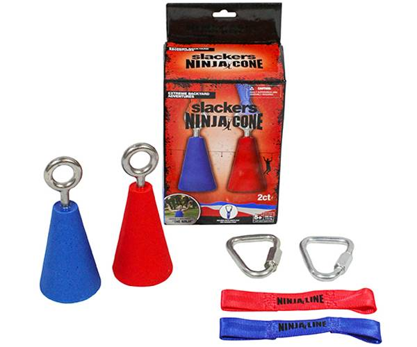 Slackers Ninjaline Cones – Set of 2 product image