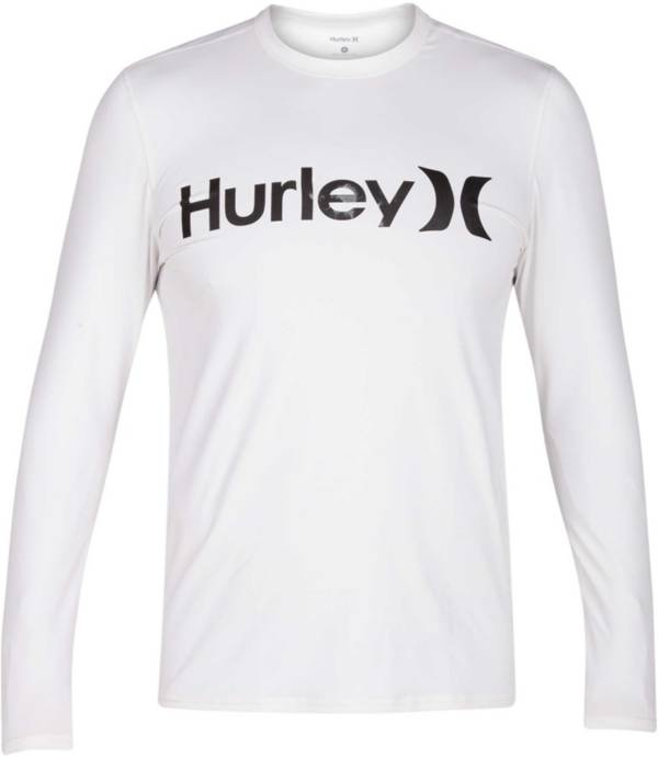 Hurley Men's One & Only Long Sleeve Surf Shirt product image