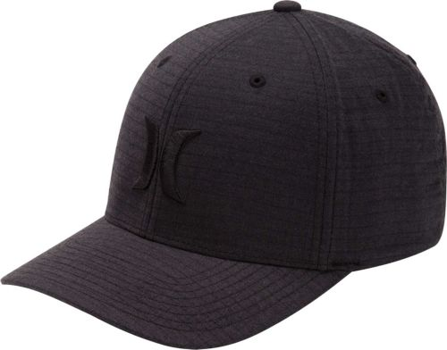 san francisco ec0df 61b05 Hurley Men s Black Textures Hat. noImageFound. Previous