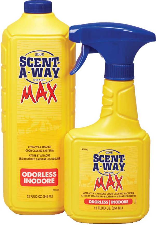 Scent-A-Way Max Odorless Combo – 44 oz. product image
