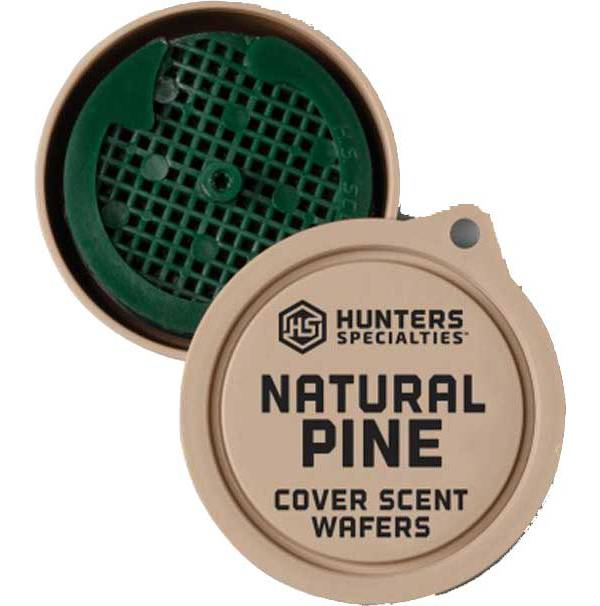 Hunters Specialties Natural Pine Scent Wafers – 3 Pack product image