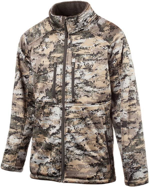 Huntworth Men's Heavyweight Soft Shell Hunting Jacket product image