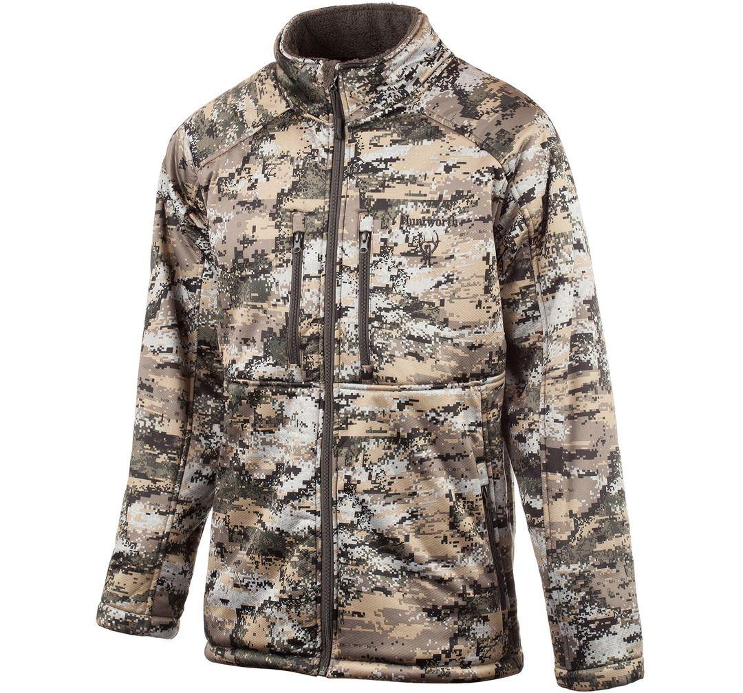 b5c3eb22c67156 Huntworth Men's Heavyweight Soft Shell Hunting Jacket | DICK'S ...