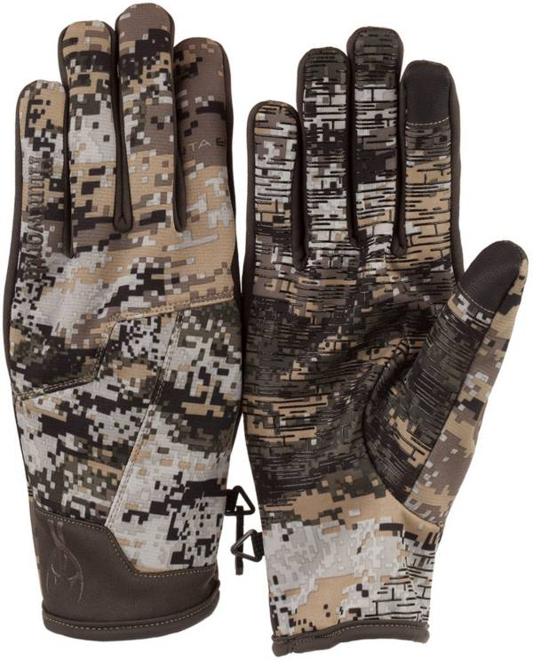 Huntworth Men's Unlined Stealth Hunting Gloves product image