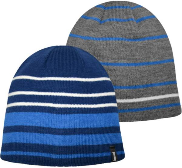 Jacob Ash Boys' Reversible Multi Stripe Beanie product image