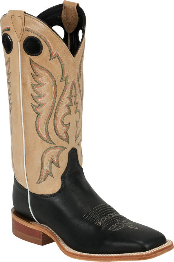Justin Men's Calfskin Bent Rail Western Boots product image