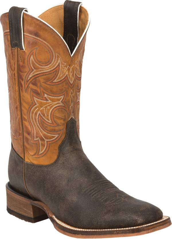 Justin Men's Crazy Volance Cowhide Bent Rail Western Boots product image