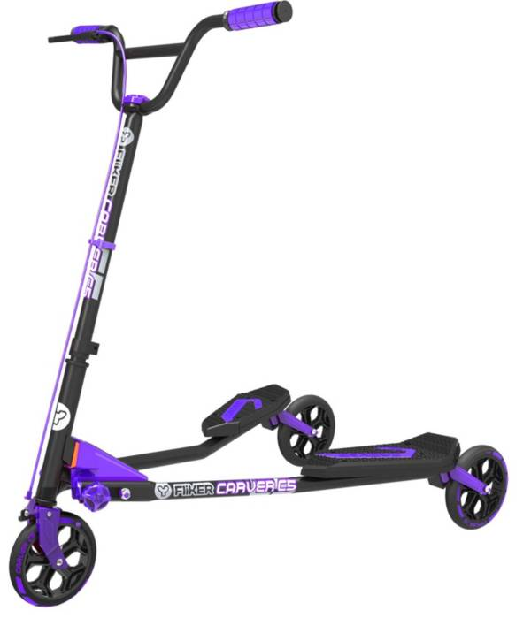 Yvolution Y Fliker Carver C5 Scooter product image