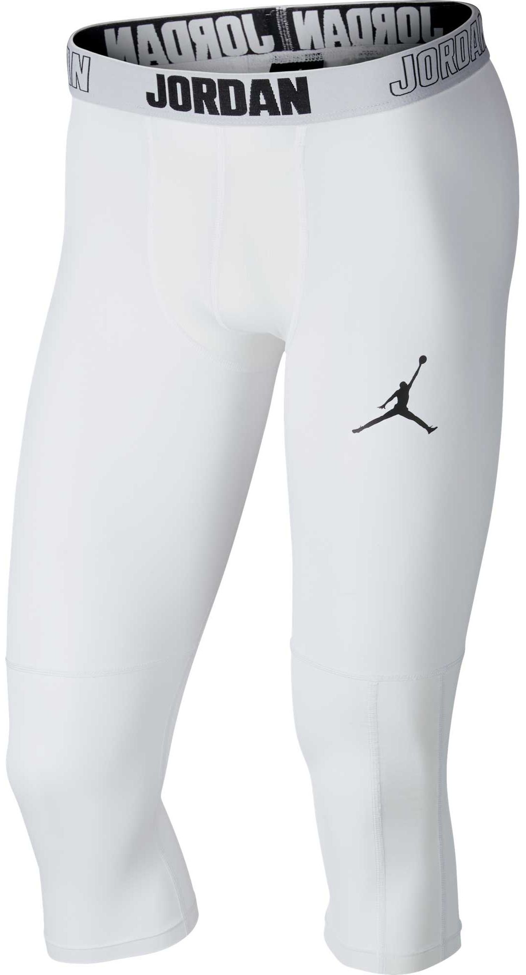 7b1ee3bec1df6 Jordan Men's Dry 23 Alpha 3/4 Training Tights   DICK'S Sporting Goods