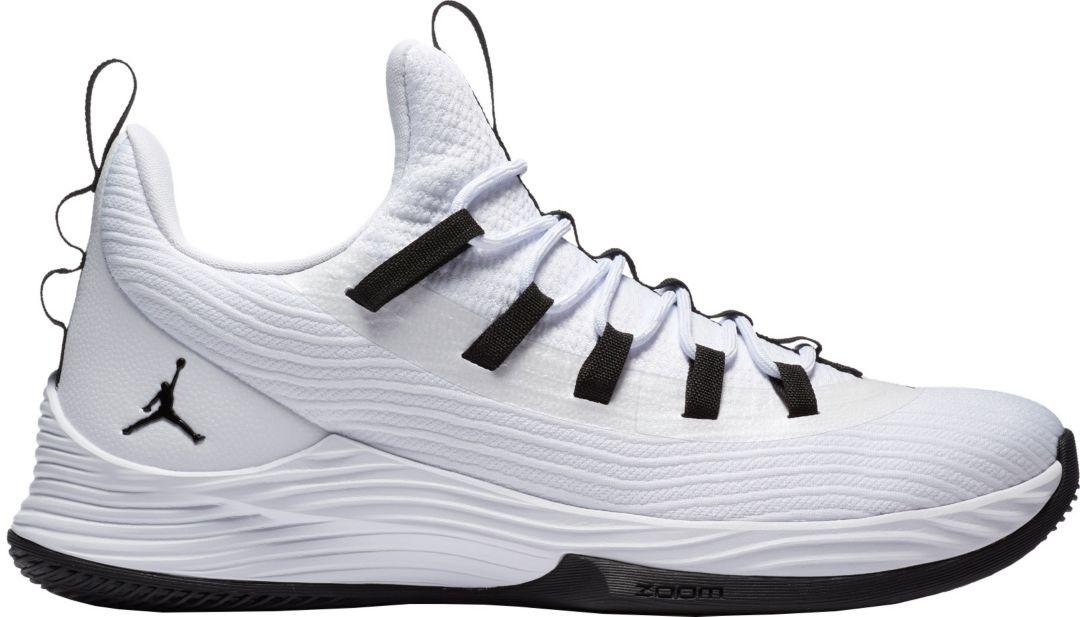 5d7987b0ed7 Jordan Men's Ultra Fly 2 Low Basketball Shoes | DICK'S Sporting Goods