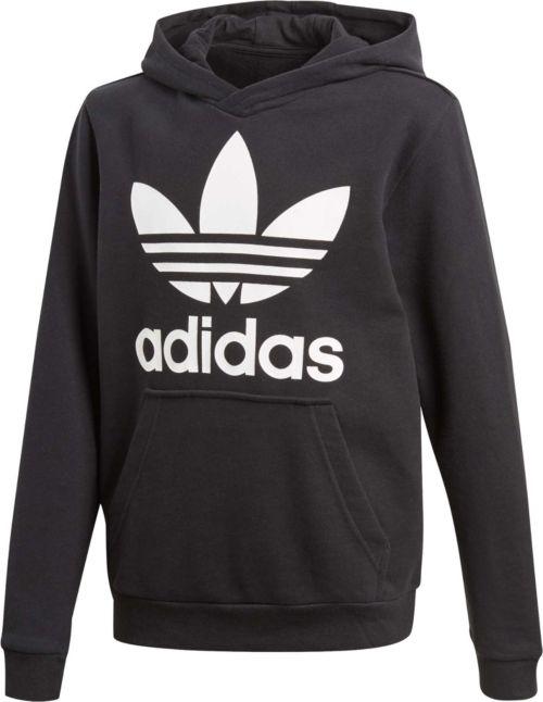 adidas Originals Boys  Trefoil Hoodie  fc848418d660f