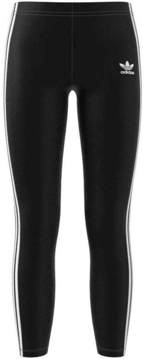 adidas Originals Girls  3-Stripe Leggings  dddc2c0030