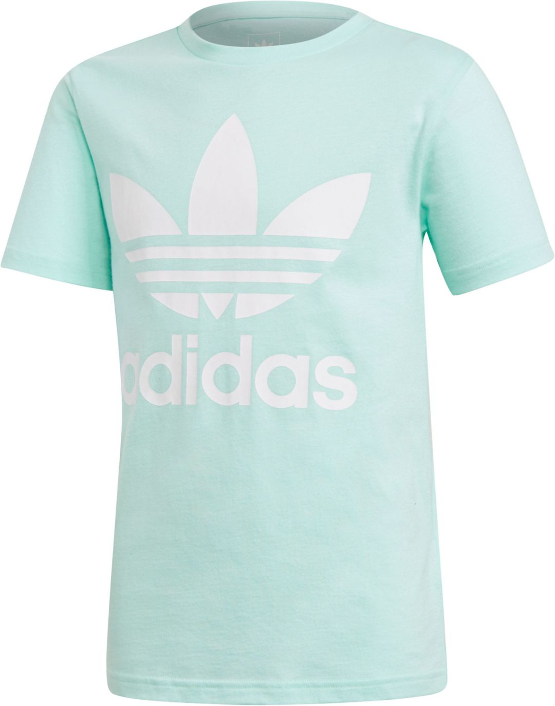 09613b6f780 adidas Originals Girls' Trefoil T-Shirt. noImageFound. Previous