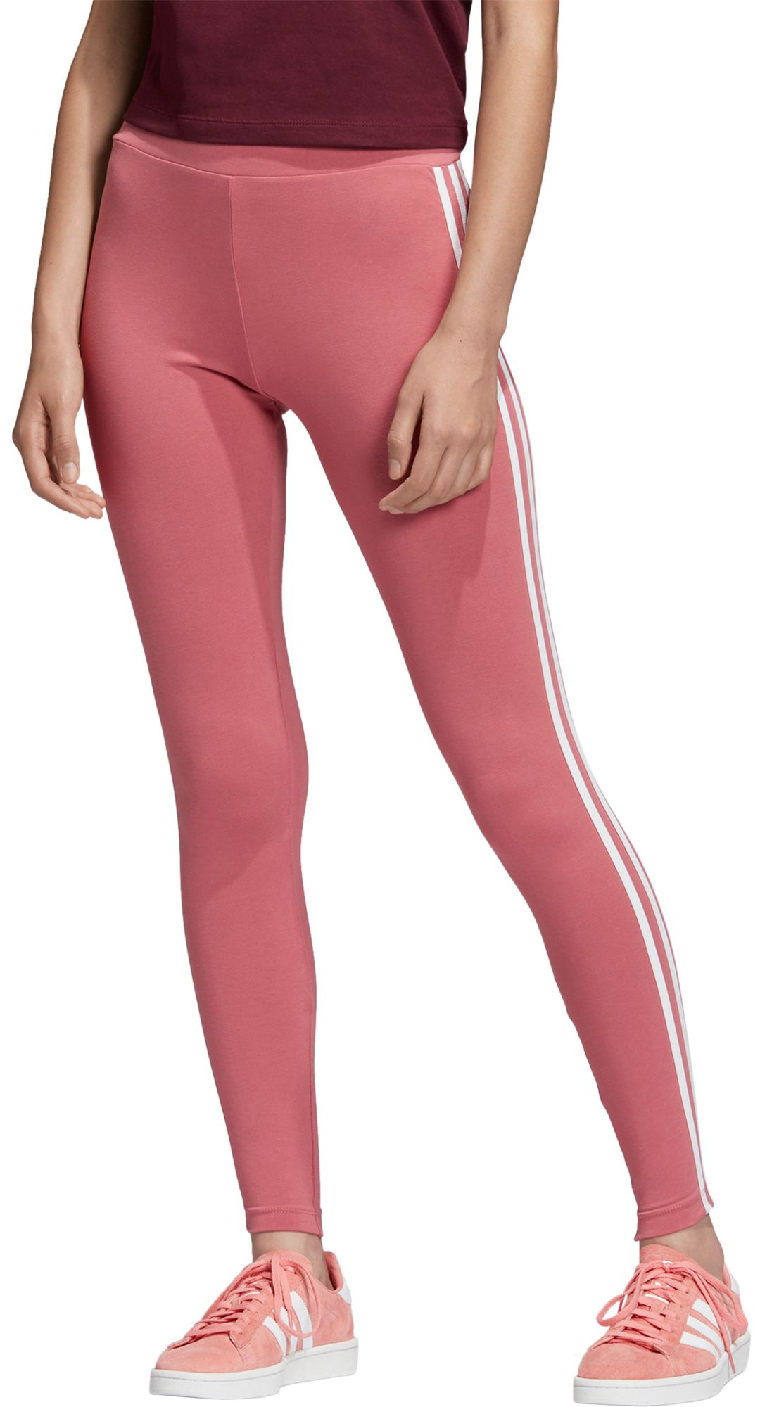 897344624 adidas Originals Women's 3-Stripes Leggings. noImageFound. Previous