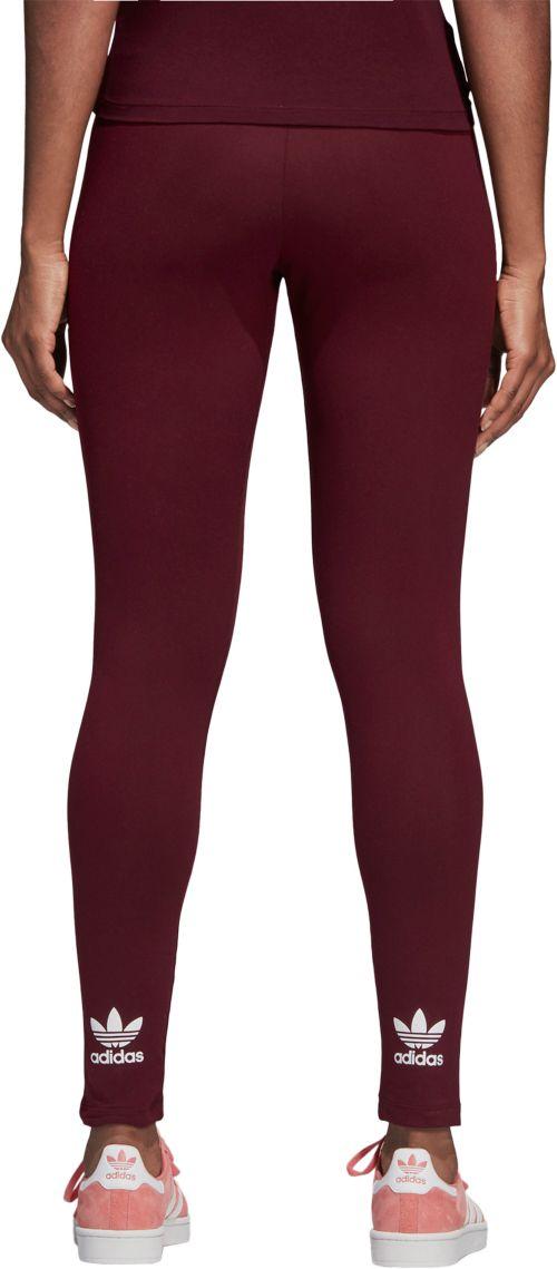 size 40 23b1a 5a6e3 adidas Originals Women s Trefoil Leggings