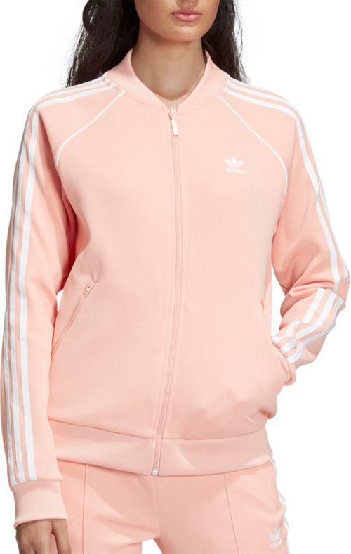 timeless design dd537 d7970 adidas Originals Women s Track Jacket   DICK S Sporting Goods