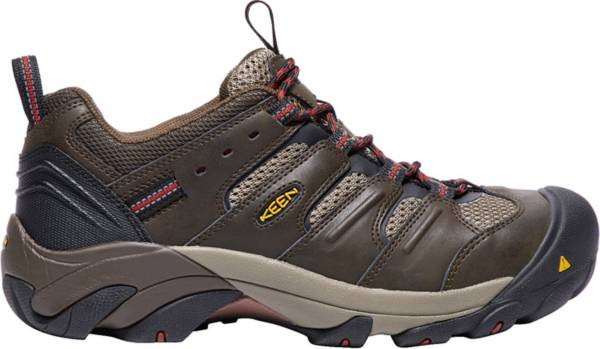 KEEN Men's Lansing Low Steel Toe Work Shoes product image