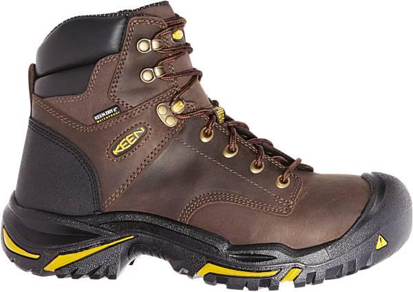 KEEN Men's Mt. Vernon 6'' Waterproof Steel Toe Work Boots product image
