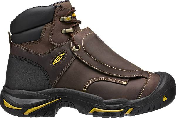 KEEN Men's Mt. Vernon Metatarsal Steel Toe Work Boots product image