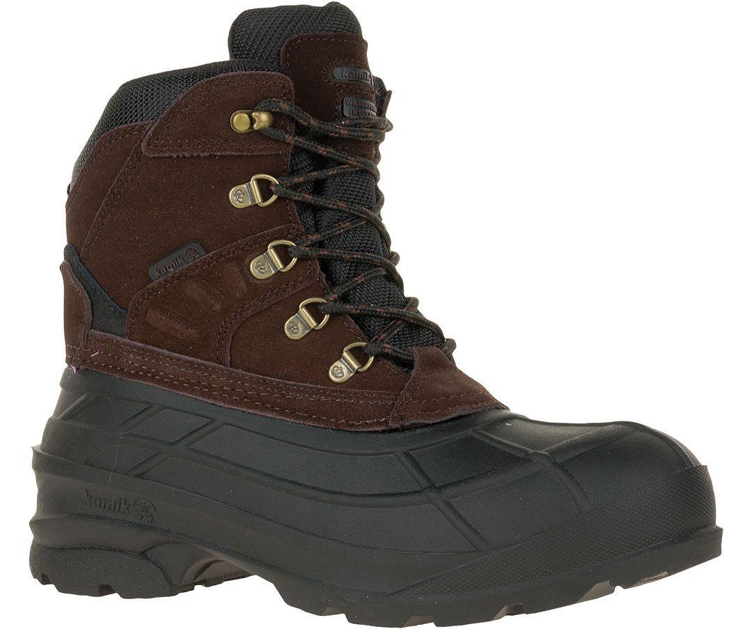 ab13125f3c9 Kamik Men's Fargo Insulated Winter Boots