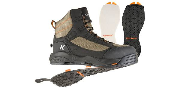 Korkers Greenback Wading Boots product image