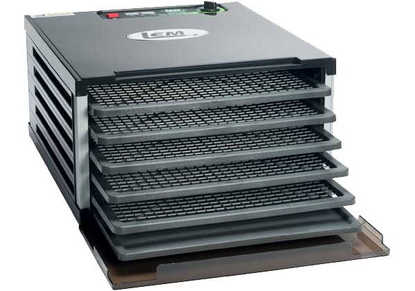 LEM Mighty Bite 5-Tray Countertop Dehydrator product image