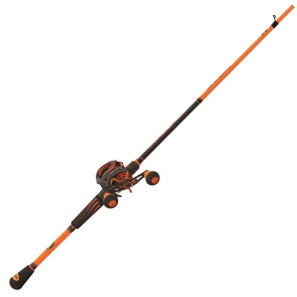 Lew's Mach Crush Speed Spool SLP Baitcasting Combo (Exclusive Color) product image