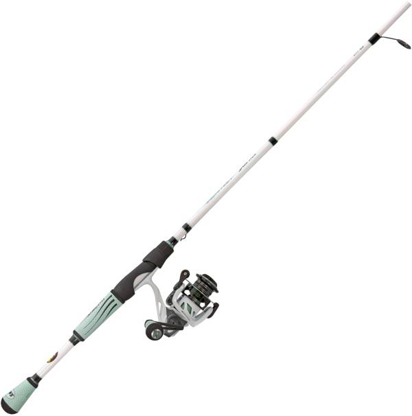 Lew's Mach II Pearl Speed Spin Spinning Combo product image