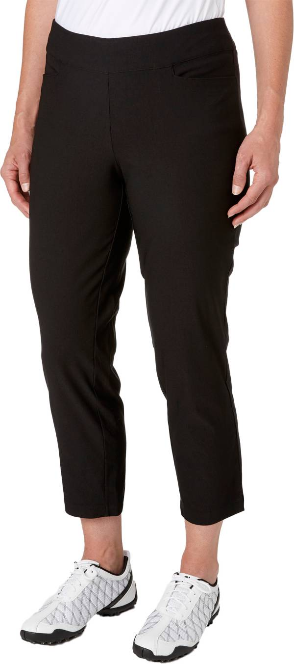 Lady Hagen Women's Easy Shaper Pull On Golf Ankle Pants - Extended Sizes product image