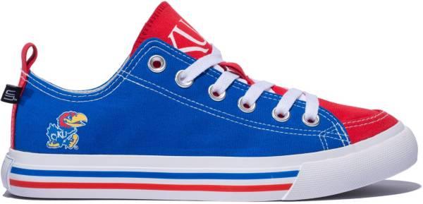 Skicks Kansas Jayhawks Low Top Sneaker product image