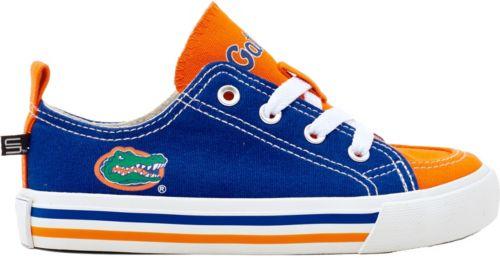 5453a1fbd20 Skicks Florida Gators Youth Low Top Sneaker