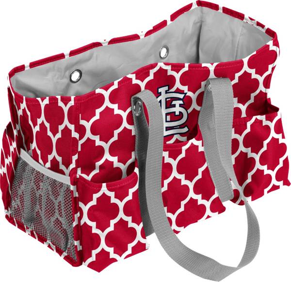 St. Louis Cardinals Quatrefoil Junior Caddy product image