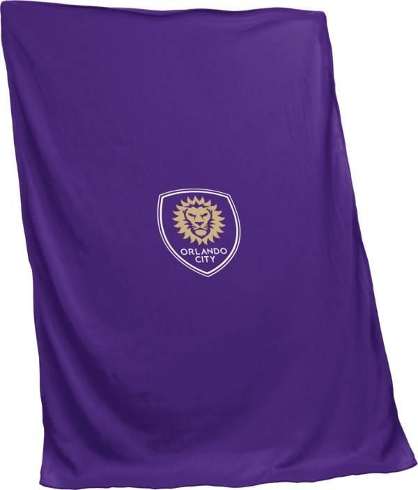 Orlando City 54'' x 84'' Sweatshirt Blanket product image