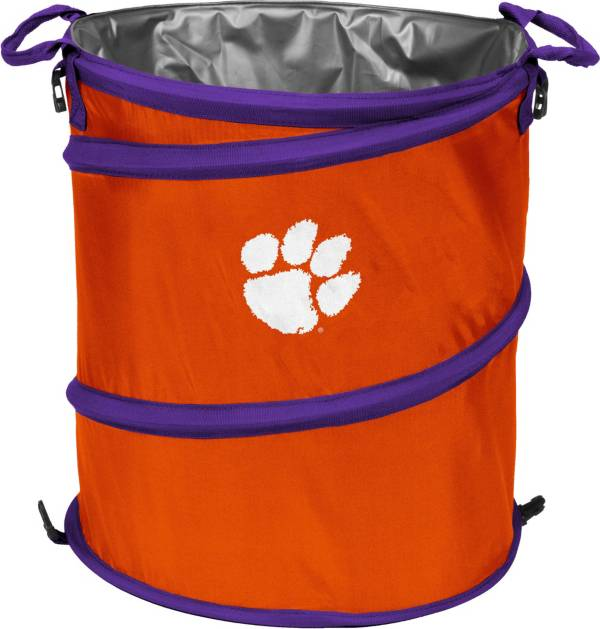 Clemson Tigers Trash Can Cooler product image