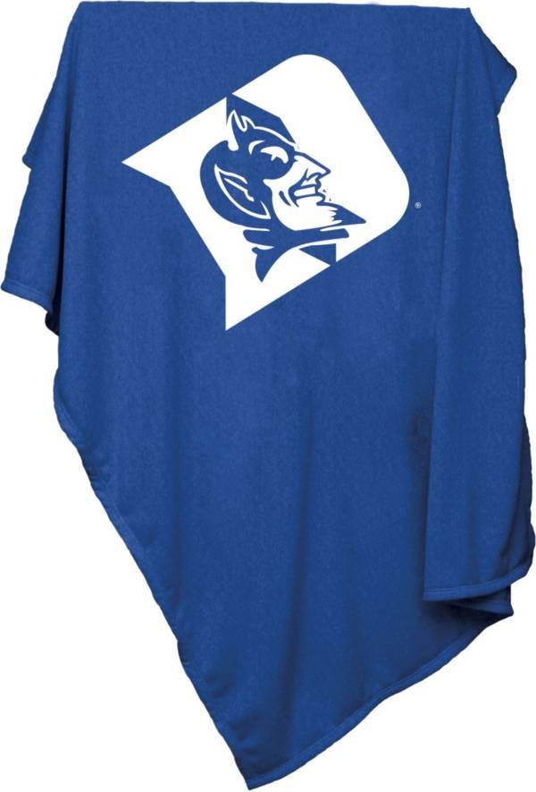 Duke Blue Devils Sweatshirt Blanket product image
