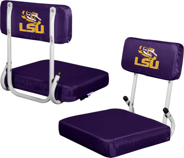 LSU Tigers Hardback Stadium Seat product image