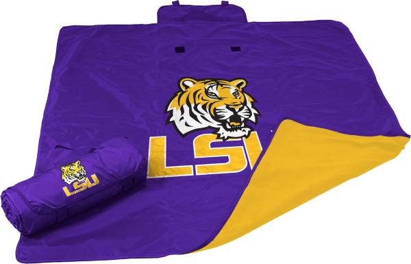 LSU Tigers All-Weather Blanket product image