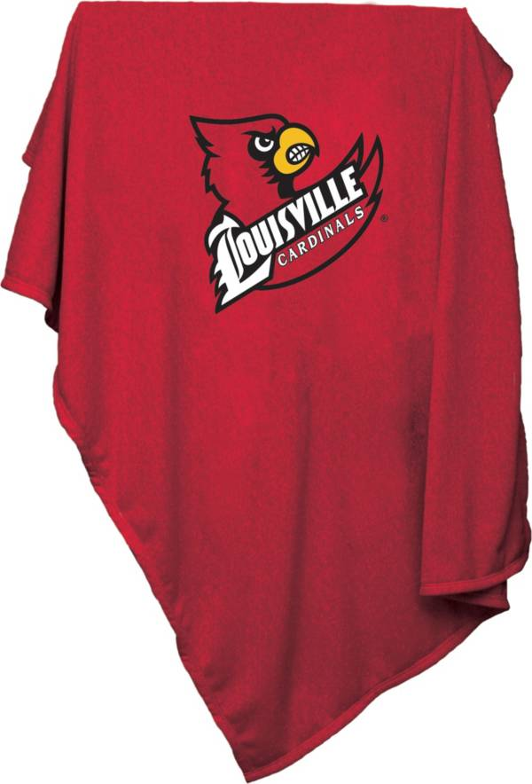 Louisville Cardinals Sweatshirt Blanket product image