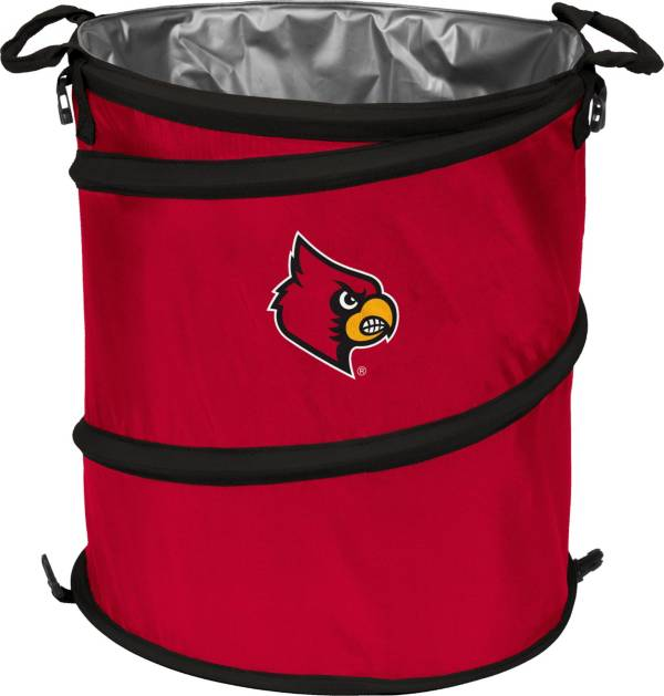 Louisville Cardinals Trash Can Cooler product image