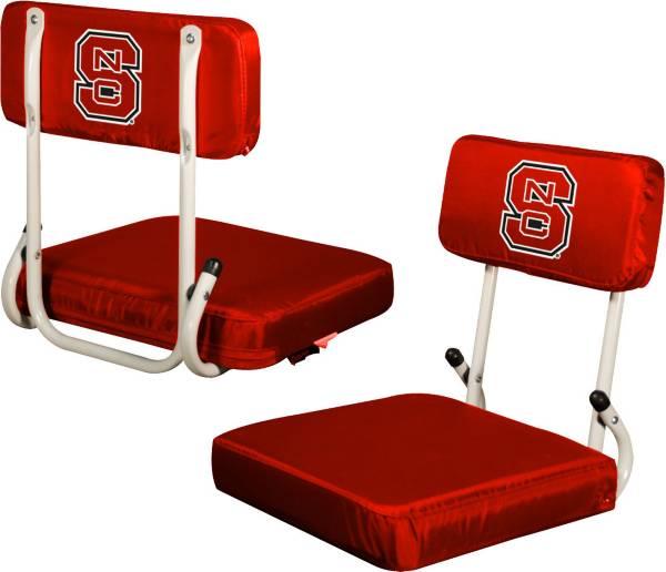 NC State Wolfpack Hardback Stadium Seat product image