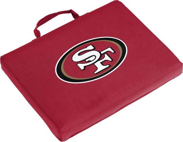San Francisco 49ers Bleacher Seat Cushion product image